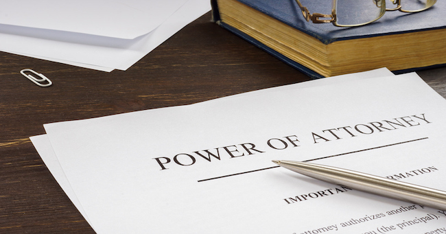 Powers of Attorney – Planning for Life Is as Important as Planning for Death